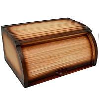 Хлебница деревянная 01