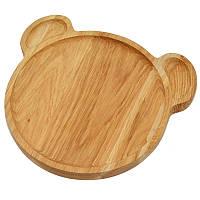 Доска для подачи блюд. Медведь, фото 1