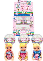 Игрушки для девочек.Игровой набор с куклами.Кукла в шаре с мишкой.