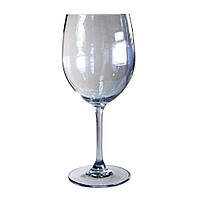 Бокалыдля вина550 мл 6шт серебро Живая вода ( набор бокалов )