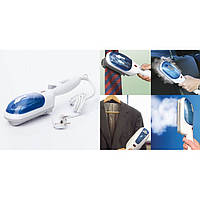 Ручной отпариватель для глажки и чистки одежды 800ватт streambrush JK-2106