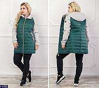2f4594a7058b Демисезонная женская куртка весна осень недорого в Украине интернет-магазин  р. 50-