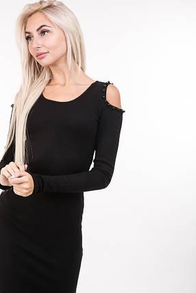 Платье 44810 (черный)  продажа cfef4d90a83fe
