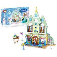 Конструктор Frozen 8003 Замок Холодное сердце 566 деталей, фото 1