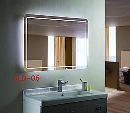 Зеркало со встроенной подсветкой SLD-06 (800х600)