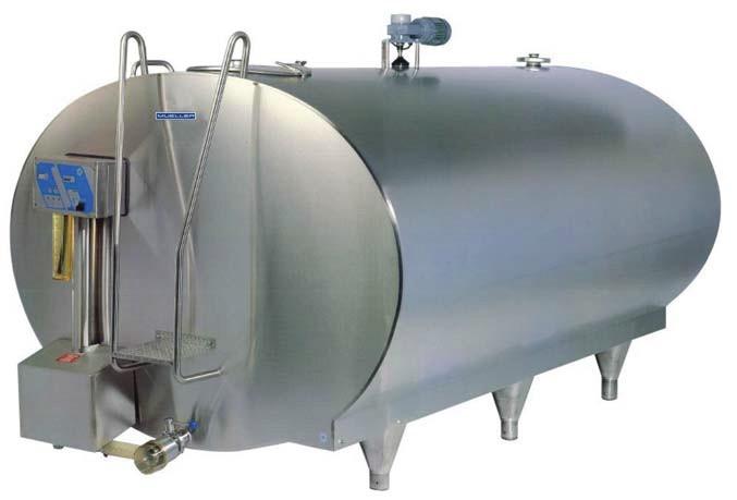 Охладители молока Mueller. Модель O-92. Характеристики и описание.
