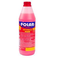 Антифриз концентрат (-80°C) POLAR Premium Longlife Coolant concentrate 1 литр