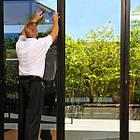 Сонцезахисна плівка для вікон, 50см, Чорна, фото 3