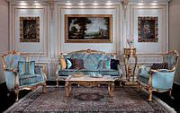 Комплект мягкой мебели барокко