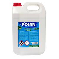 Антифриз синий (-36°C) POLAR Standard BS 6580 G11 канистра 5 литров
