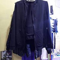 Подростковый спортивный костюм для мальчика  (двунитка)