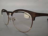 Очки для  зрения в стильной оправе
