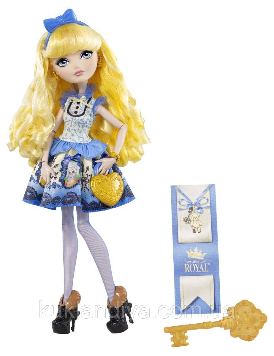 Кукла Ever After High Блонди Локс Базовая Blondie Locks
