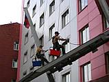 Высотные работы мойка фасадов зданий, фото 4