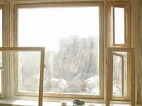 Реставрация деревянных окон. Киев