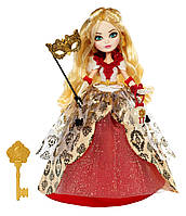 Кукла Эппл Уайт Бал Коронации - Ever After High Apple White Thronecoming Эппл Уайт Бал Коронации, фото 1