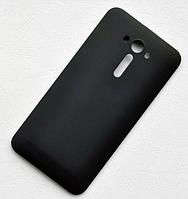 Задняя крышка для Asus ZenFone Selfie (ZD551KL), черная