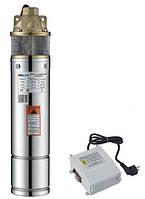 Скважинный вихревой насос Zegor 4SKM100-20M + пульт управления