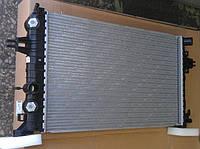 Радиатор охлаждения двигателя GM 1300265 13145210 13145209 OPEL Astra-H Z12XEP Z14XEL Z14XEP Z18XE Zafira-B Z16YNG Примечание: используется с механической коробкой передач (МКПП) & КПП easytronic (изитроник)