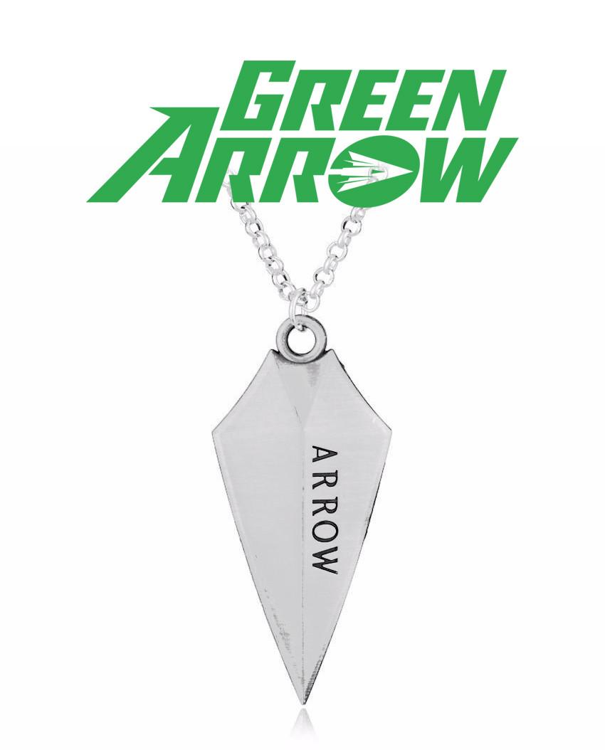 Кулон Arrow из Зелёная Стрела комиксы DС
