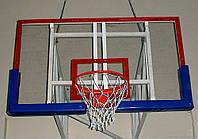 Щит Баскетбольный школьный простой 1 на 0.80