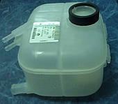 Бачок расширительный (напорный) для охлаждающей жидкости (антифриза) с поплавком без крышки и датчика GM 1304241 93179469 OPEL Astra-H Примечание: кроме Z16LET A16LET