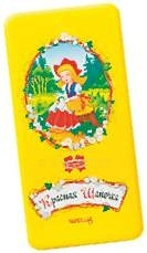Молочный шоколад Красная Шапочка из Беларуси