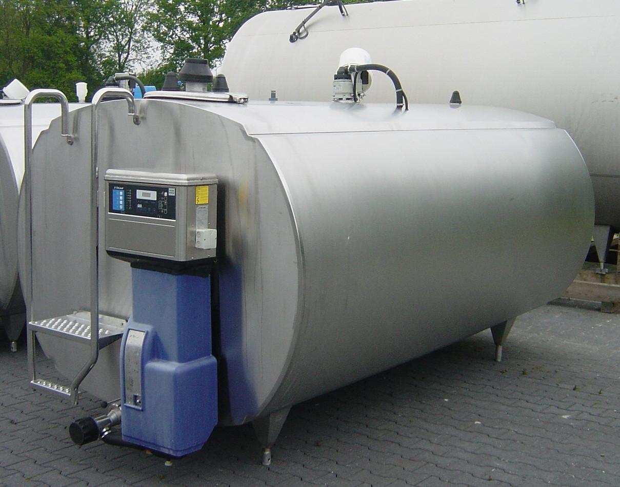 Охладители молока DeLaval. Модель DX/CE, DX/CEM. Характеристики и описание.