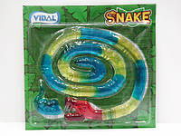 Желейная конфета Snake Jelly Vidal 66г 1метр