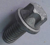 Болт (винт) TORX M6 х 18(12) мм крепления различных деталей GM 2005995 11097791 OPEL
