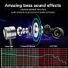 Проводные наушники-вкладыши Baseus Encok H04 3,5 мм AUX с микрофоном (Черные), фото 5