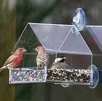 Кормушка для птиц на присосках, фото 1