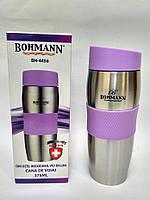 Термос-термокружка 0,38 л. Bohmann BH 4456 violet, фото 1