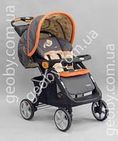 Детская прогулочная коляска с прочными колесами Geoby C879C-X