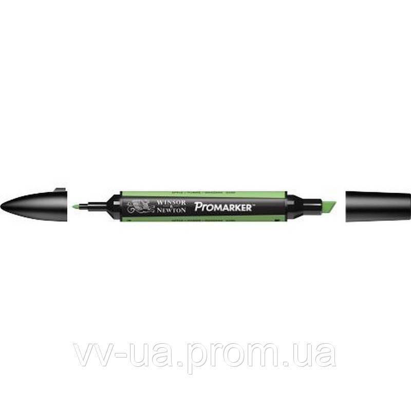 Маркер Winsor & Newton ProMarker, Зеленое яблоко g338, перм.прозр. (LS-884955041062)
