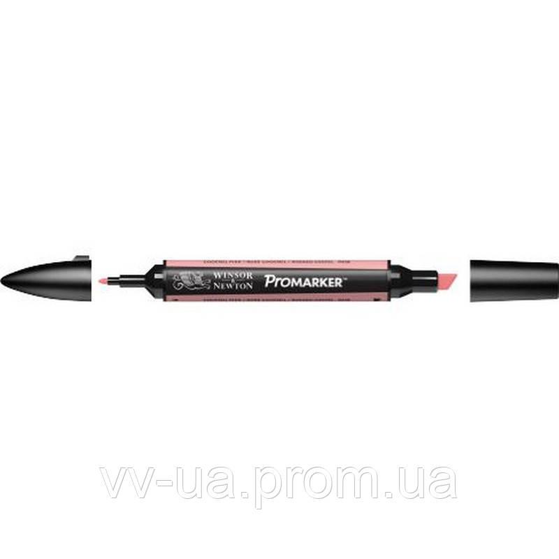 Маркер Winsor & Newton ProMarker, Розовый коктейль r438, перм.прозр. (LS-884955041352)
