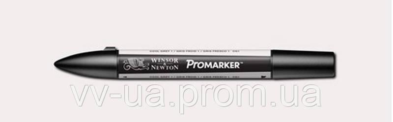Маркер Winsor & Newton ProMarker, Серый ледяной-1 ig1, перм.прозр. (LS-884955041383)