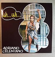 CD диск Adriano Celentano - Uh… uh…, фото 1