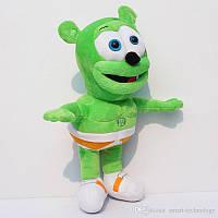 Мягкая музыкальная игрушка мишка Гумми Бер Gummy bear