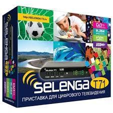 Senenga  Т71 (DVB-T2, Dolby Digital) цифровой T2 IPTV и YouTube (ресивер т2)