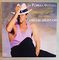 CD диск Adriano Celentano - La pubblica ottusità , фото 1