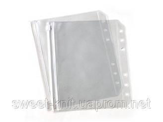 Файлы одиночные для папки на кольцах, 2 шт KnitPro