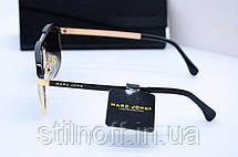 Мужские фирменные очки Marc John черные в золоте 0769 c101-G4 , фото 2 d4f35074f97