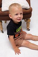 Шорты с бодиком для мальчиков - обзор на ребенке
