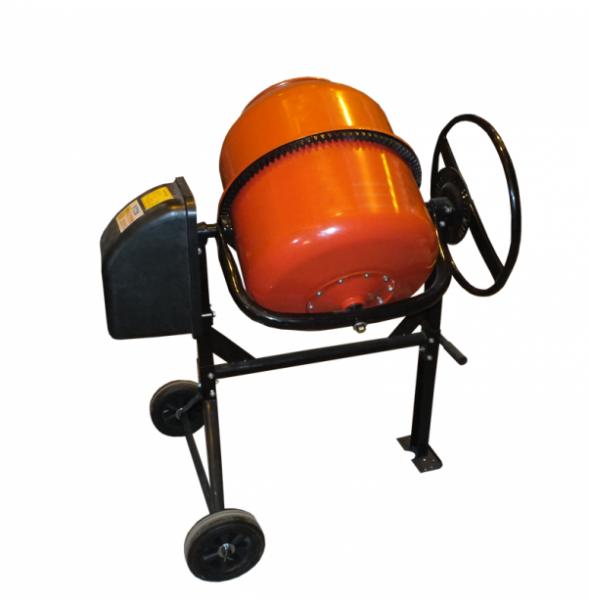 Бетономешалка 125л Orange СБ 2125П