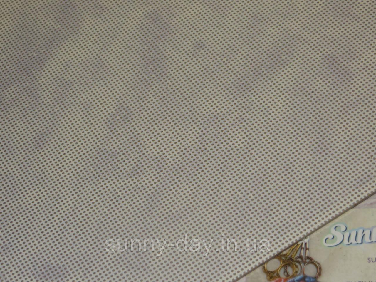 Перфорированная бумага для вышивки Mill Hill, цвет - фиолетовый мраморный