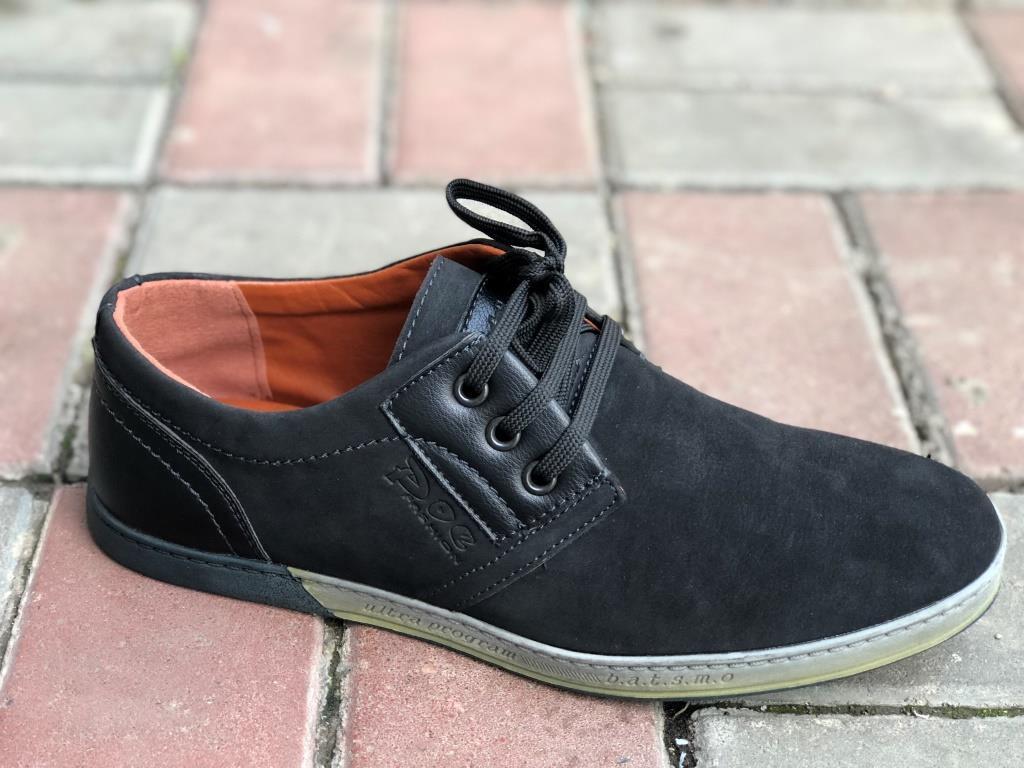 Туфли мужские классические черные 40 43