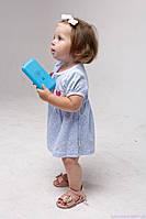 Боди-платье для девочек Крылышки - обзор на ребенке