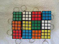 Брелок на ключи Кубик-Рубик