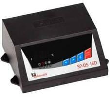 Терморегулятор для твердотопливного котла SP 05 LED KG Elektronik